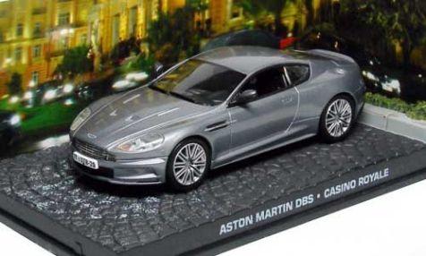 1:43 Aston Martin DBS - Casino Royale