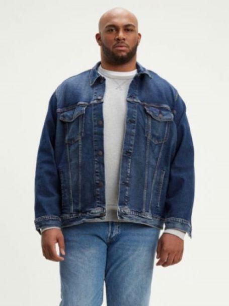 Men's Levi's Big Trucker Denim Jean Jacket COLUSA 2.0