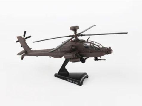 1:100 Daron AH-64D Apache Longbow US Army PS5600