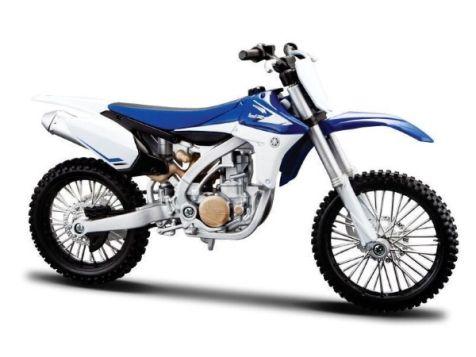 1:12 Maisto Kawasaki KX450F 39175