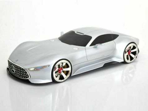 1:12 Schuco Mercedes-Benz AMG Vision GT in Silver
