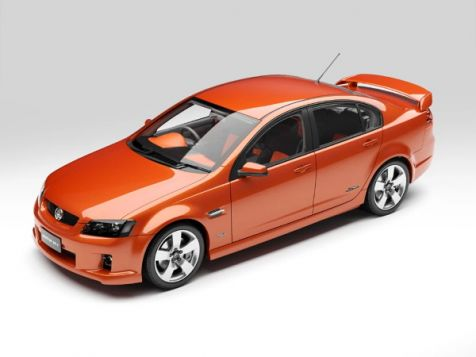 PREORDER 1:18 Authentic Collectibles Holden VE commodore SS V Ignition Metallic