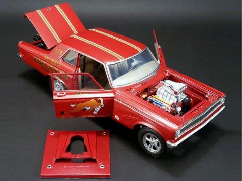 1:18 ACME 1970 Dodge trans Am #77 Sam Posey A1806001