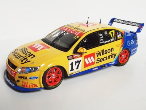 1:18 Apex Replicas Ford Falcon Dick Johnson and David Wall #17 2014 Supercheap Auto Bathurst 1000