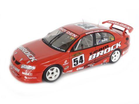 1:18 AUTOart 2002 Holden VX Commodore #54 Craig  Baird