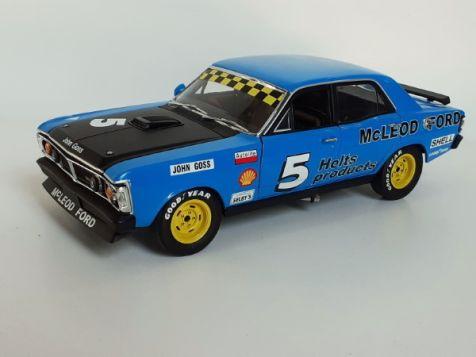 1:18 Biante Ford XY Falcon GTHO Phase III - John Goss Car #05