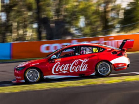 1:18 Biante 2021 Holden ZB Commodore #96 Macauley Jones Race 1