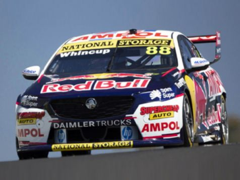 PREORDER 1:12 Biante 2021 Holden ZB Commodore #88 Jamie Whincup Race 1