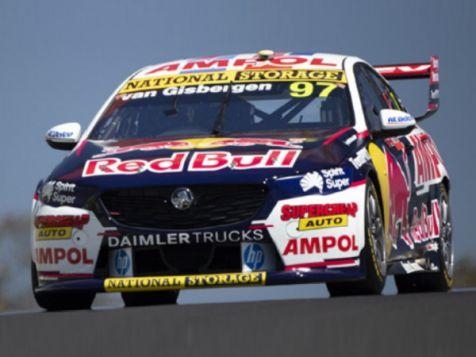 PREORDER 1:43 Biante 2021 Holden ZB Commodore #97 Shane Van Gisbergen Race 1 Winner