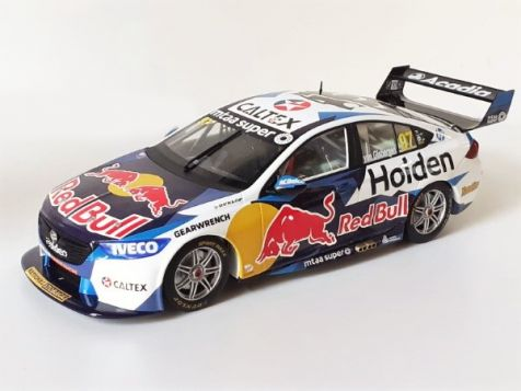 1:18 Classic Carlectables 2020 Holden ZB Commodore #97 Shane Van Gisbergen