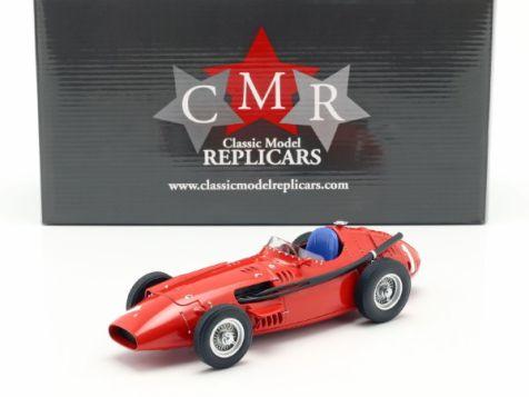 1:18 CMR 1975 German GP Maserati 250F #1 J.M. Fangio Winner CMR181