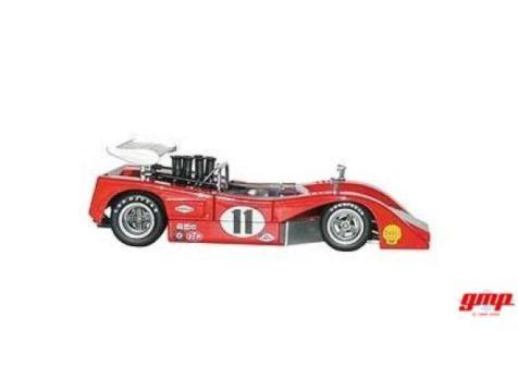 1:18 GMP 1965 Lola T70 Spyder #17 Walt Hansgen 12010