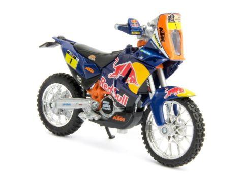 1:18 Bburago KTM 450 Dakar Rally Red Bull #1 51071