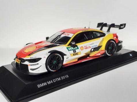 1:18 2018 DTM BMW M4 DTM #15 Augusto Farfus