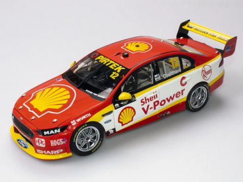 2018 Shell V-Power Racing Team Ford FGX Falcon #17 Scott McLaughlin