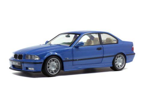 1:18 Solido 1990 BMW E36 Coupe M3 Blue Estoril