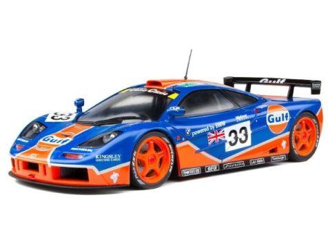 1:18 Solido 1996 McLaren F1 GTR Short Tail #33 Bellm/Lehto/Weaver 24Hr Le Mans S1804101