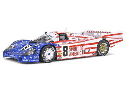 1:18 Solido 1986 LeMans 3rd Porsche 956 LH #8 Follmer/Morton/Miller S1805503