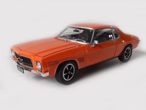 "1:24 DDA 1973 Holden HQ Monaro GTS ""HANFUL"" in Castrol Livery"