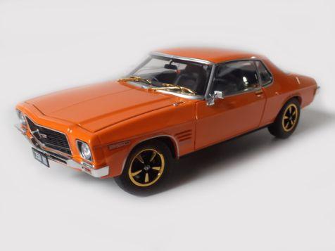 1:24 DDA 1973 Holden HQ Monaro GTS in Orange
