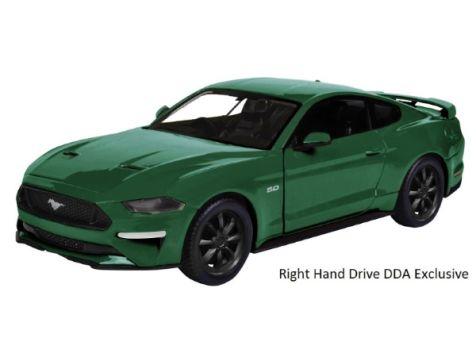 1:24 Motor Max 2018 Ford Mustang GT