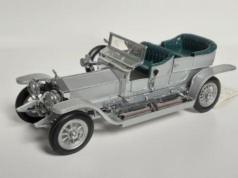 1:24 Franklin Mint 1907 Rolls-Royce Silver Ghost Diecast Model