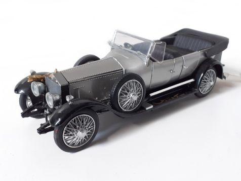 1:24 Franklin Mint 1925 Rolls-Royce Silver Ghost