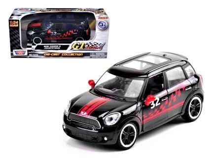 1:24 Motor Max - GT Racing - Mini Cooper S Countryman - Item #73770MCSC