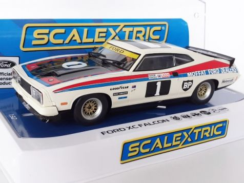 1:32 Scalextric 1977 Bathurst Winning Ford XC Falcon #1 Moffat/Ickx