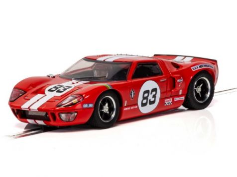 1:32 Scalextric Ford GT40 #83