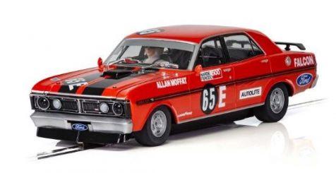 1:32 Scalextrc Ford XY Falcon Allan Moffat Car No 65 1971 Bathurst
