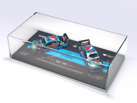 PREORDER 1:43 Authentic Collectibles 2015 Wilson Security Sandown 500 1-2 Finish Twinset Pepsi Max Crew Ford FGX Falcons