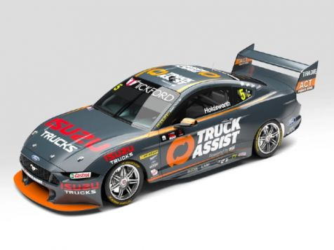 PREORDER 1:43 Authentic Collectibles 2020 Ford Mustang GT #5 Lee Holdsworth