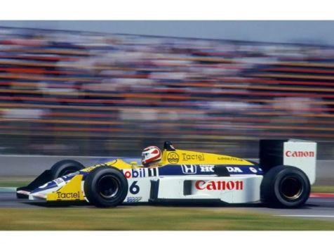 1:43 Minichamps 1982 F1 World Champion Williams FW 08 #6 Keke Rosberg