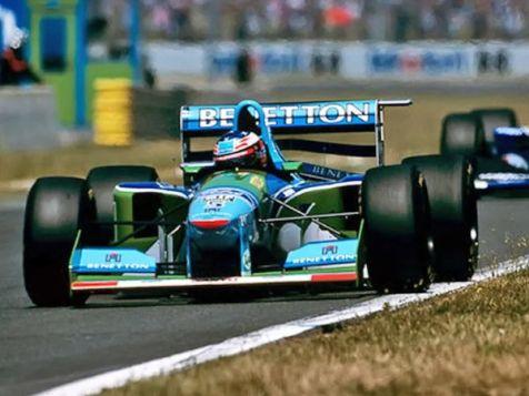 1994 Canadian GP Winning Benetton Ford B194 #5 Michael Schumacher