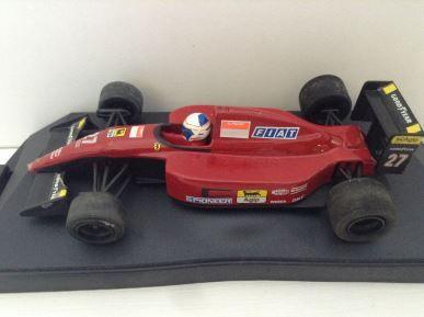 1:43 ONYX Model Cars - Ferrari 643 - 1991 Indycar - Alain Prost - Item No. 121