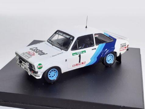 1:43 Trofeu Ford Escort Mk II RS1800 #1 1979 Portugal Rally Driver: Hannu Mikkola - Nav: Arne Hertz