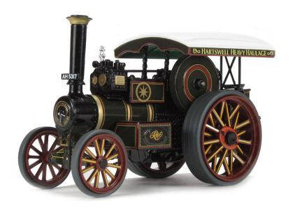 Corgi Vintage Glory Burrell 7 NHP Road Locomotive No.3257 'Clinker' 1911 CC20512