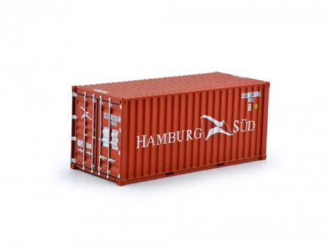 1:50 Hamburg Sud 20ft Container Z76983