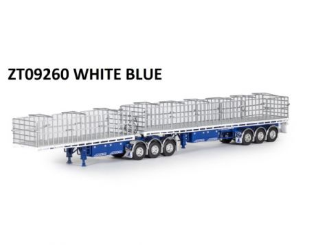 1:50 Drake Freighter B Double Combination Trailer ZT09253