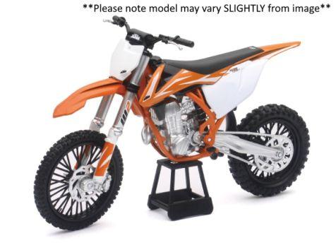 1:6 NewRay Honda CRF450R Dirt Bike