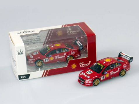 #12 Falcon FGX Fabian Coulthard and Tony D'Alberto in 1:64 scale