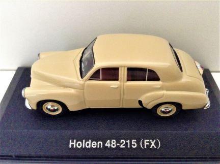 1:64 Autoart Holden Commodore 48-215 (FX) - El Paso Beige - 1949 - Item # 20702