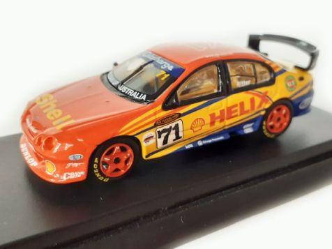 1:64 Biante 2002 Ford AU Falcon XR8 #71 Greg Ritter - HAND SIGNED