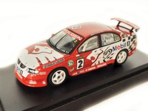 1:64 Biante 2002 Holden VX Commodore #1 Mark Skaife