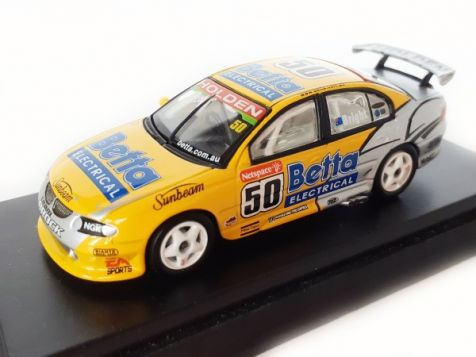 1:64 Biante 2002 Holden VX Commodore #15 Todd Kelly