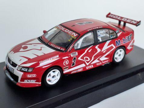 1:64 Biante - Holden VZ Commodore - Holden Racing Team 2005 - #2 Skaife/Kelly - Item# B642901K