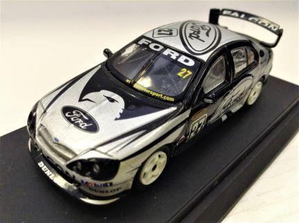 1:64 Biante - Ford Falcon XR8 - 2002 00 Motorsport - #27 Neil Crompton - Item# B640101D