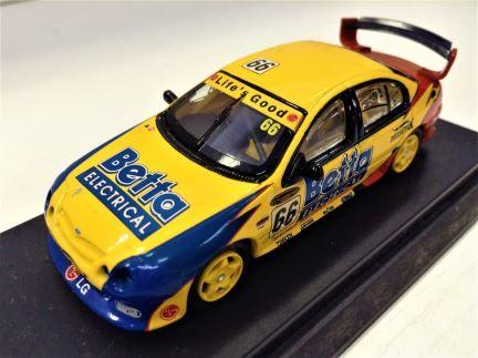 1:64 Biante - Ford Falcon XR8 - 2002 Team Betta Electrical - #66 Tony Longhurst - Item# B640101F
