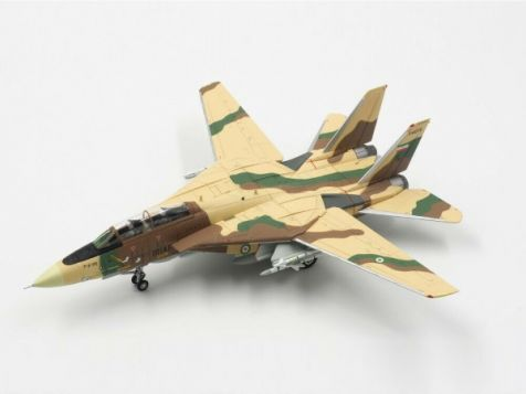 1:72 Calibre Wings 1980 Grumman F-14A Persian Cat IRIAF